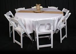 tablecloth for round table that seats 8 60 inch round table tents and events wisconsin intended for 60 inch