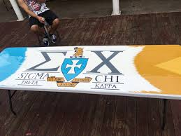 Custom Beer Pong Tables by Total Frat Move Sigma Chi Custom Pong Table Tfm