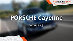 Porsche Cayenne 3 6 - обзор гбо на porsche cayenne 3 6 fsi гбо zavoli газ на порше