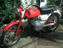 suzuki b100 for restoration spares or repair in bognor regis