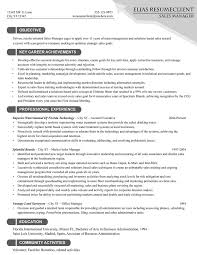 Example Of A Sales Resume by Resume Guaranteed Example Medical Device Sales Resume Free Sample