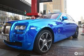 roll royce ghost blue rolls royce ghost v specification 13 november 2016 autogespot