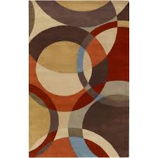 artistic weavers seletar brown 10 ft x 14 ft area rug mcl 7108