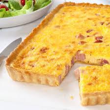 cuisine quiche lorraine recette quiche lorraine sans pâte rapide