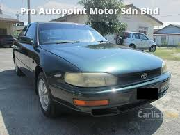 1996 toyota camry motor toyota camry 1996 gx 2 2 in selangor automatic sedan green for rm