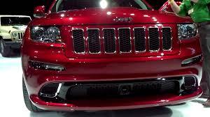 srt8 jeep dropped 2012 jeep grand cherokee srt8 new york auto show 2011 youtube