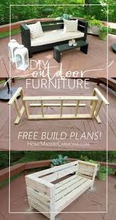 Wood Lawn Chair Plans Free by Diy Outdoor Patio Furniture Ideas U0026 Instructions Chair Bench