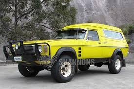 4x4 station wagon sold holden hj overlander 4x4 sandman panel van auctions lot 24