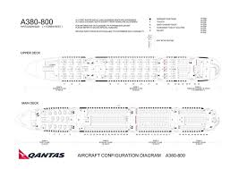 airbus a320 floor plan qantas airlines airbus a380 800 aircraft seating chart airline