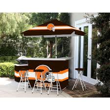 Big Umbrella For Patio by Patio Bar Sets Outdoor Bar Furniture The Home Depot