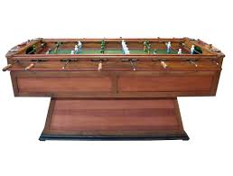 chicago gaming company foosball table italian foosball table for sale at 1stdibs