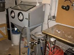 sandblaster cabinet for sale clearwater glass studio