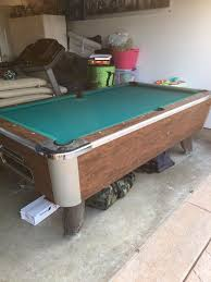 Valley Bar Table Valley 7 Coin Op Pool Table Zd 5 Bar Box General In