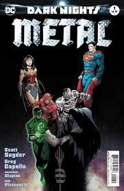weird science dc comics dark nights metal 1 review and spoilers