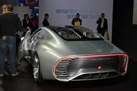 mercedes concept cars mercedes u0027 iaa concept shown at ces with new tech