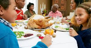 the politics of thanksgiving keeping the peace post election cbs news