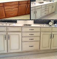 Repainting Kitchen Cabinets Diy Alder Wood Saddle Raised Door Painting Kitchen Cabinets With Chalk