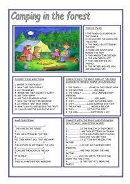 Proof Reading Worksheets 36 Free Esl Forest Worksheets