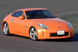 orange nissan 350z nissan 350z 2007 review auto express