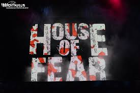 halloween horror nights hollywood map academy of villains house of fear at hhn26
