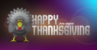 happy thanksgiving our promise and thanks adafruit industries