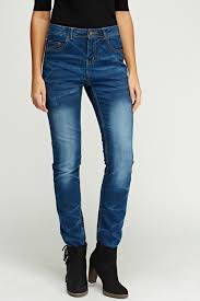 Denim Blue Denim Blue Casual Jeans Just 5