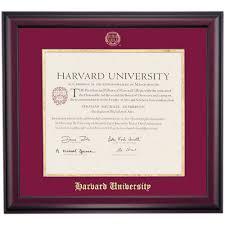 harvard diploma frame harvard school color traditional diploma frame diploma frames