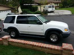ford explorer 4 0 2001 auto images and specification