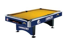 pool tables san diego san diego chargers nfl pool table