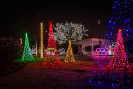 christmas light park near me christmas tour of lights in farmers branch tx