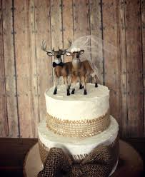 deer cake topper lovely deer themed wedding cake topper creations as part of your