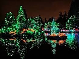 Vandusen Botanical Garden Lights Vandusen Festival Of Lights City Of Vancouver