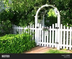 garden picket fence crafts home