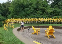 Prospect Park Botanical Garden Prospect Park Events The Connective Project Pinwheels Brownstoner