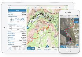 Good Map Mazamas Gaia App Viable Gps Replacement