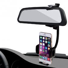 porta iphone 5 auto porta smartphone fino a 5 5 pollici per auto supporto specchietto