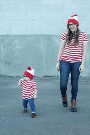 Wheres Waldo Halloween Costume Mommy U0026 Costumes Halloween Halloween Halloween Costumes