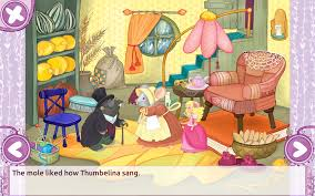 thumbelina games for girls android apps on google play