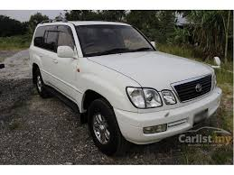 toyota land cruiser cygnus toyota land cruiser cygnus 1999 4 7 in penang automatic suv white