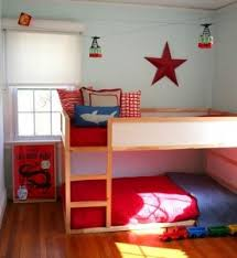 Bunk Beds Used 34 Best Bedrooms Images On Pinterest Kura Bed Child Room And