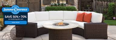 Patio Bridgeview Il by Patio Furniture Above Ground Pools Tubs The Great Escape