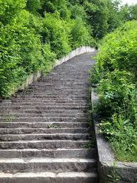 Death Stairs by Day In The Life Of A Mauthausen Prisoner Philadelphia University