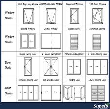 sliding glass door size standard promotional activity for yellow wooden color aluminum slide glass