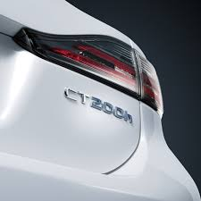 xe lexus ct 200h 2015 lexus related emblems cartype