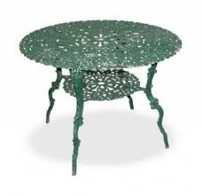 Cast Iron Bistro Table Cast Iron Patio Tables Foter