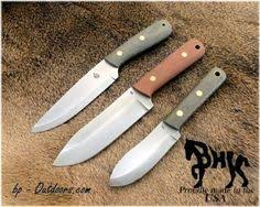 Blind Horse Knives Cuttin U0027 Horse Hawkbill Camo Handle U0026 Blade Pocket Clip