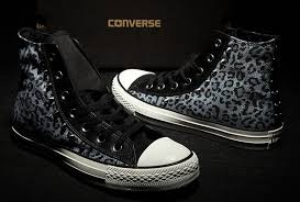 converse black friday low converse converse rivets studded leopard print leather edge