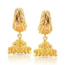 gold earrings for wedding buy wedding earrings design online price starting rs 11 324 in india