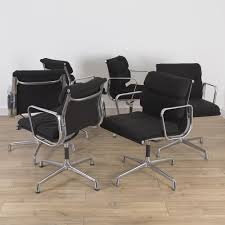 eames soft pad executive chair herman miller hastac 2011