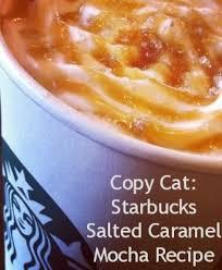 Salt In Coffee Best 25 Salted Caramel Mocha Ideas On Pinterest Salted Caramel